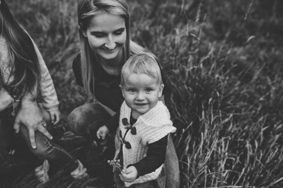 Šeimos istorijos: Karolina, Vytis, Nikita ir Mila