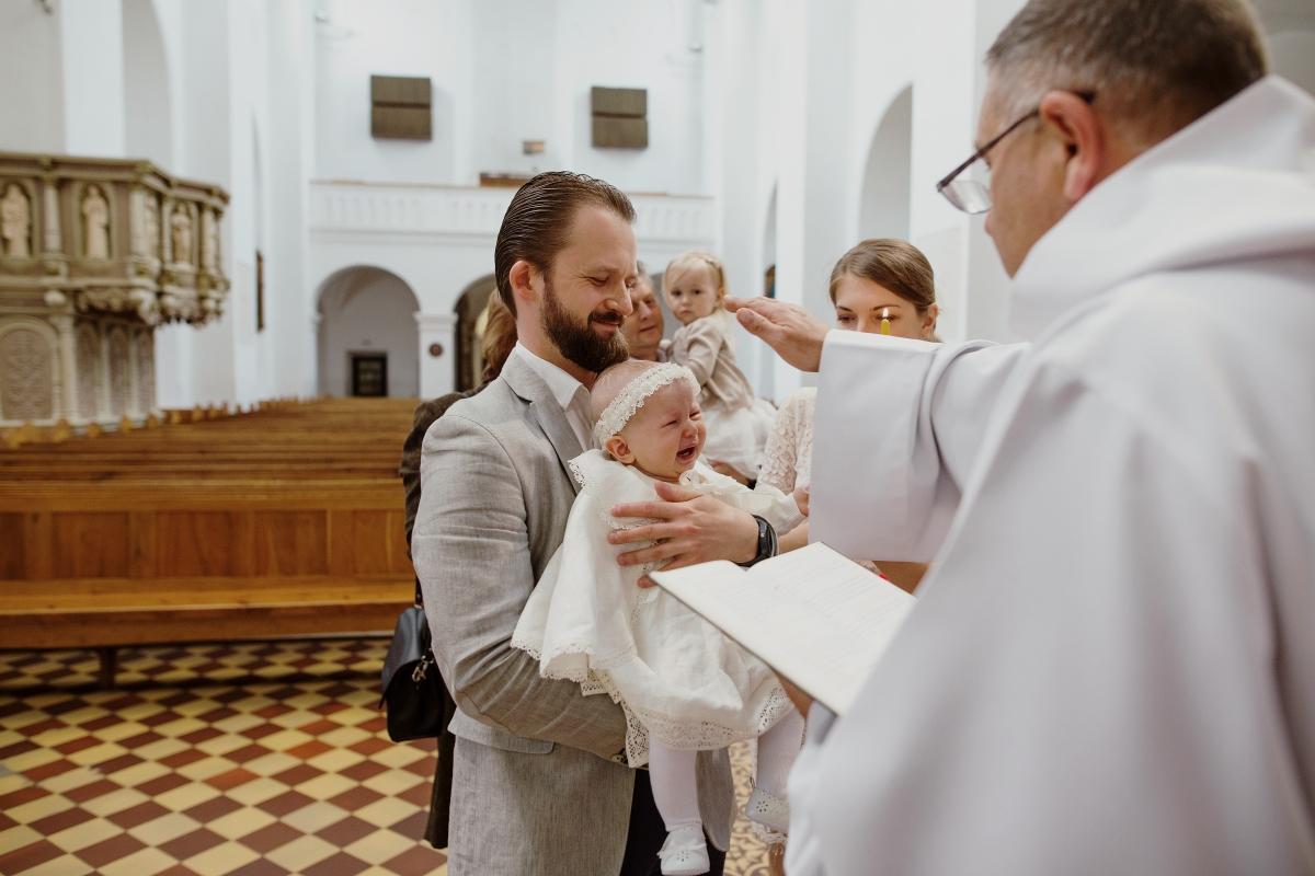 Krikštynos: Austėja