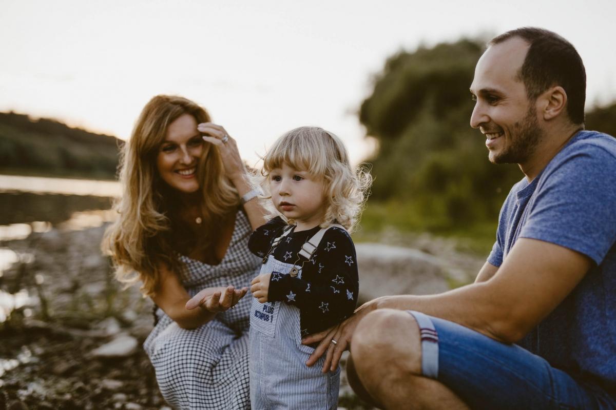 Erika, Romain & Renzo